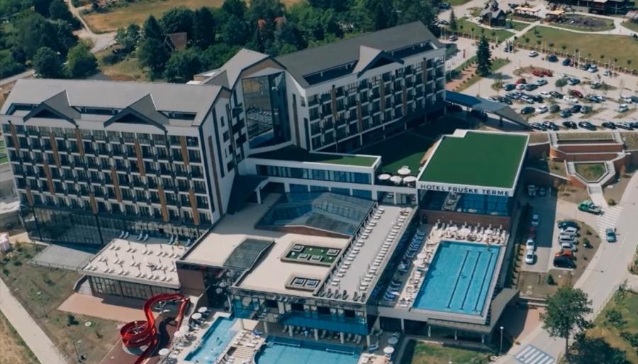 Hotel FRUŠKE TERME